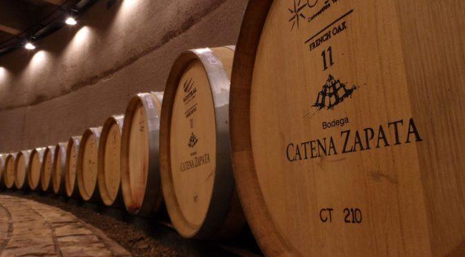 2011 Bodegas Catena Zapata, Cantena High Mountain Estate Malbec, Mendoza, Argentina