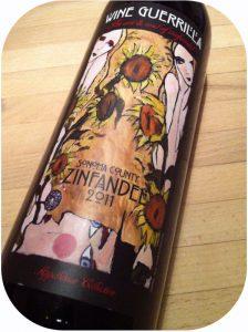 2011 Wine Guerrilla,  Sonoma County Zinfandel, Californien, USA