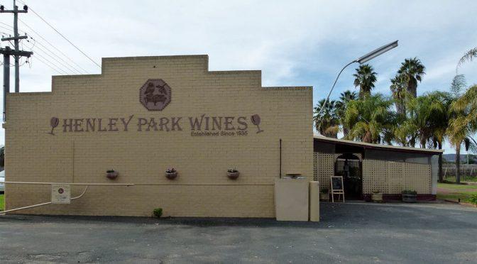 2012 Henley Park Winery, Chenin Blanc, Western Cape, Australien