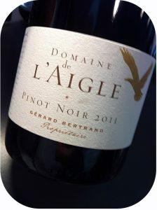 2011 Gerard Bertrand, Domaine de l'Aigle Pinot Noir, Languedoc, Frankrig