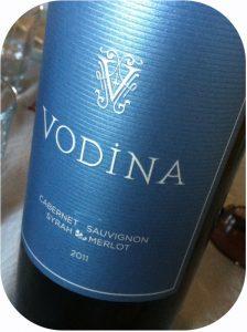 2011 Yazgan Şarapçılık, Vodina Cabernet Sauvignon-Syrah-Merlot, Tyrkiet