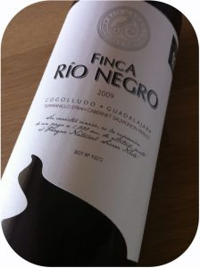 2009 Finca Río Negro, Río Negro Red, Castilla-La Mancha, Spanien