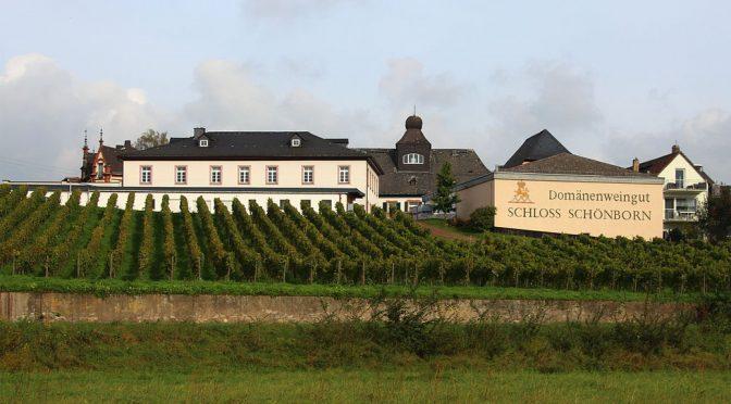2011 Weingut Schloss Schönborn, Hochheimer Kirchenstück Riesling Trocken, Rheingau, Tyskland