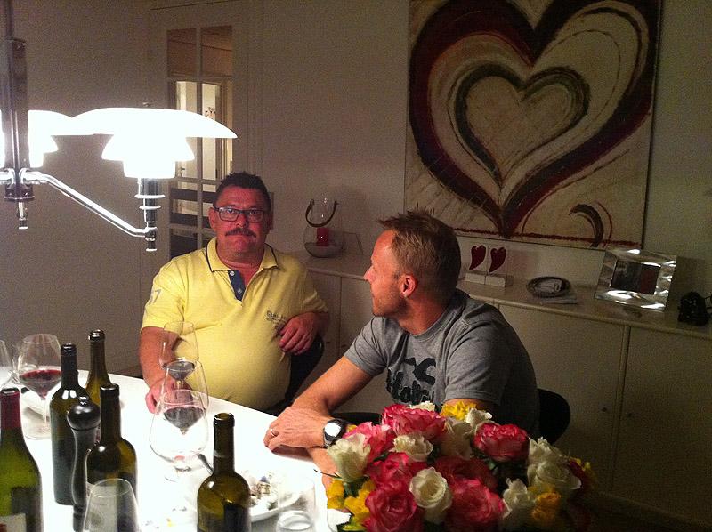 Paul og Steffen