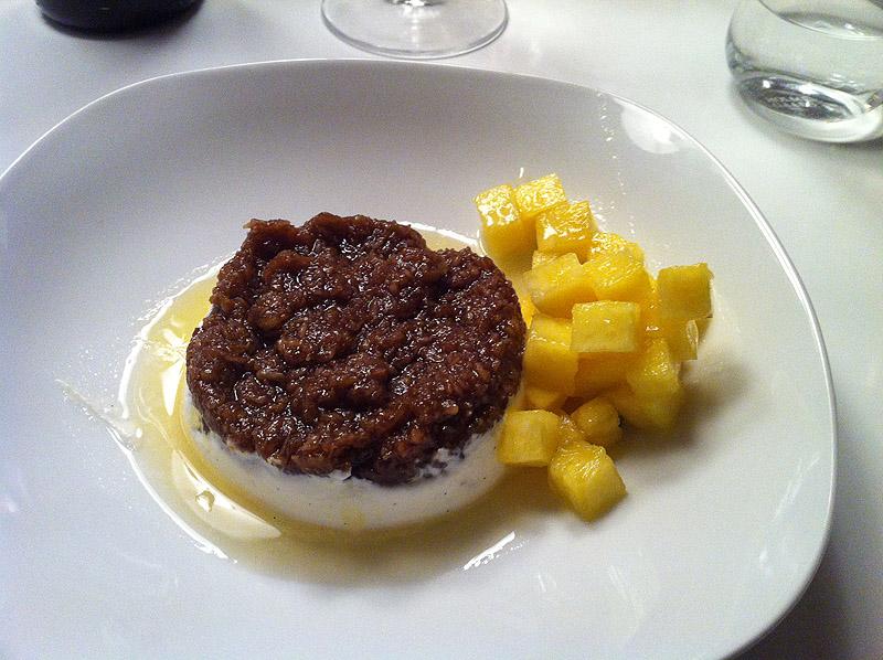 Drømmekage - Ricotta, citron og syltet ananas