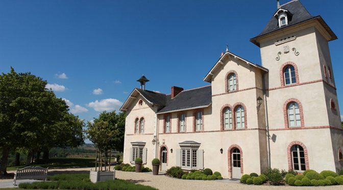 2013 Château Soucherie, Coteaux du Layon, Loire, Frankrig