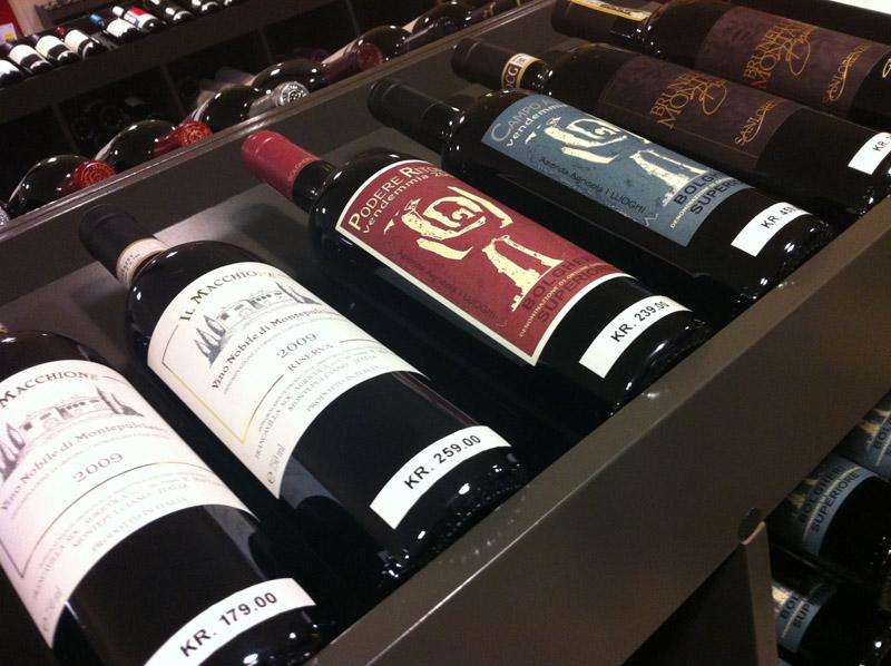 Italienske vine