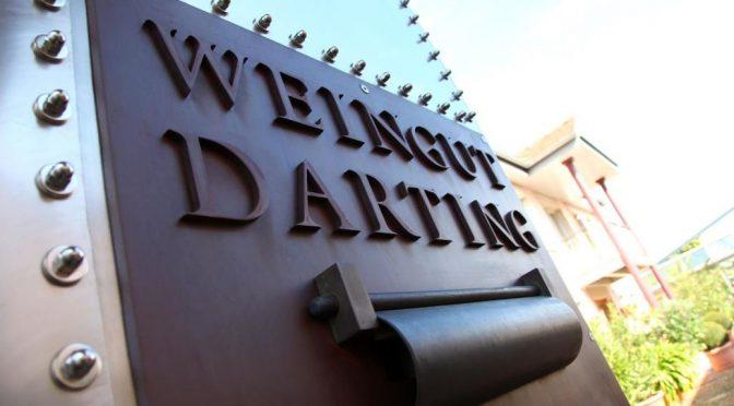 2012 Weingut Darting, Riesling Spätlese Ungsteiner Herrenberg Trocken, Pfalz, Tyskland