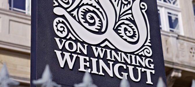 2011 Weingut von Winning, Win Win Rot Trocken, Pfalz, Tyskland