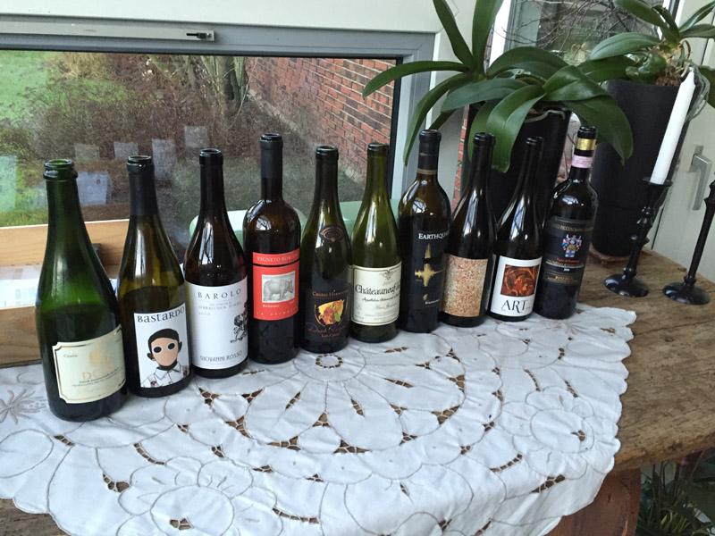 Vinene
