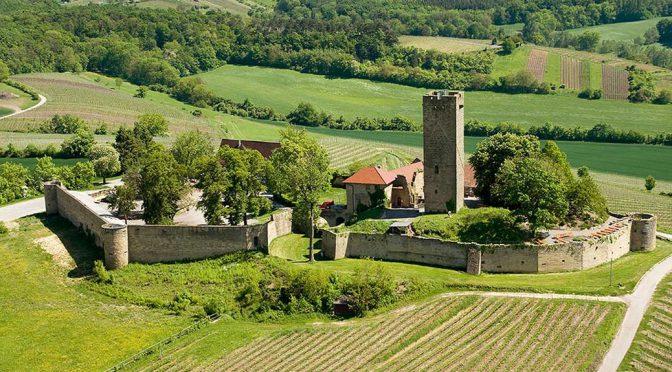 2012 Weingut Burg Ravensburg, Pinot Noir, Baden, Tyskland