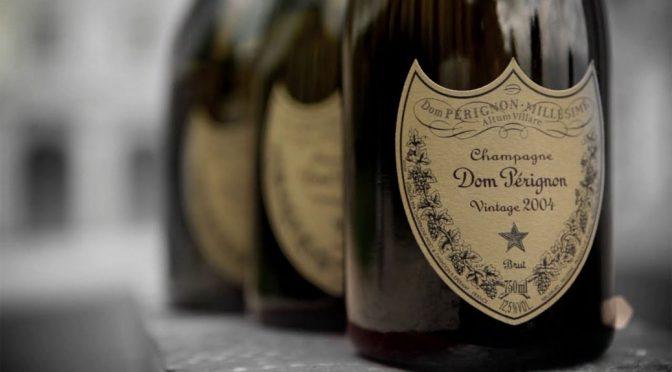 2004 Moët & Chandon, Cuvée Dom Pérignon, Champagne, Frankrig