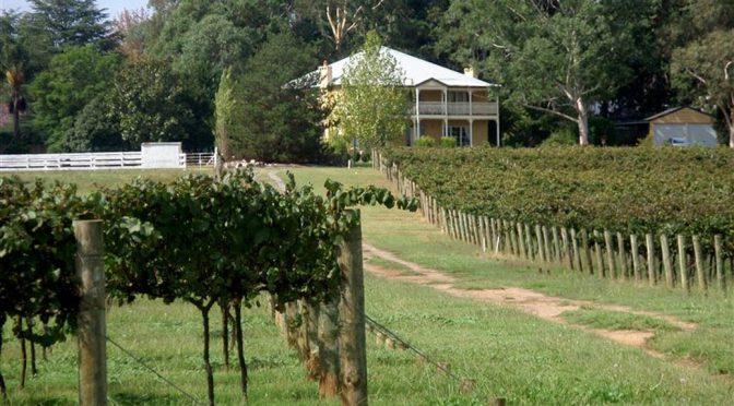 2013 Camden Park Wines, Shiraz, South Australia, Australien