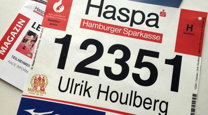 Haspa Marathon Hamburg und ein Bißchen Weinbar – igen !!!