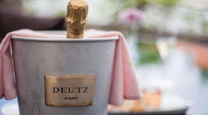 N.V. Champagne Deutz, Brut Rosé, Champagne, Frankrig