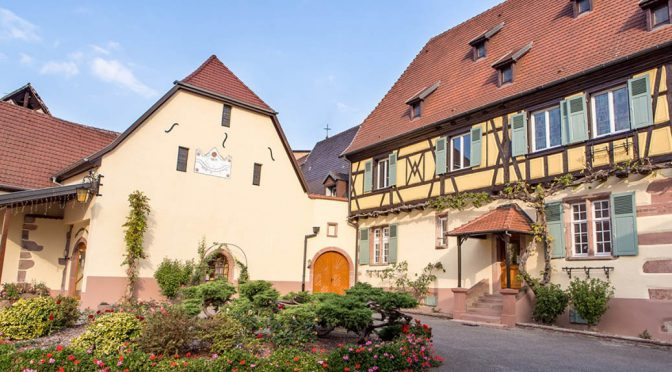 2012 Cave de Beblenheim, Heimberger Muscat Médaillé, Alsace, Frankrig