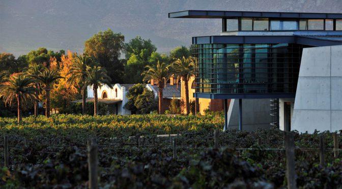 2011 Viña Errazuriz, Arboleda Carmenere, Aconcagua Valley, Chile