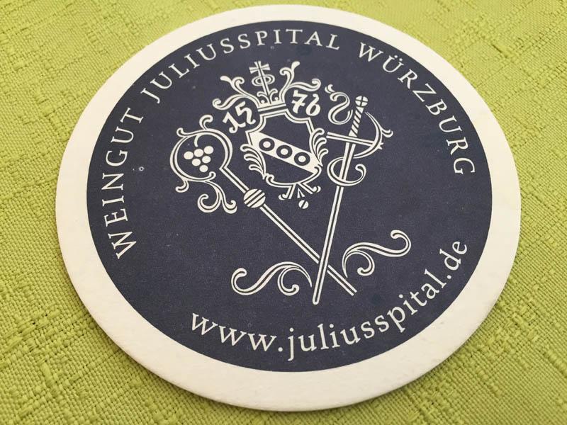 Juliusspital - bordskåner