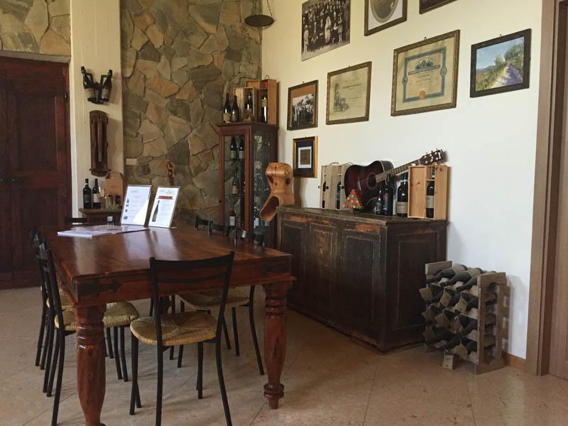 San Rustico - smagelokalet
