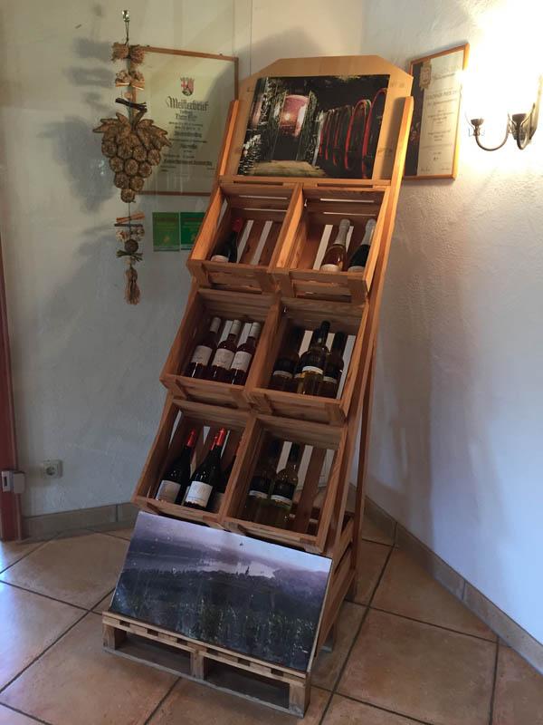 Huff - flere vine