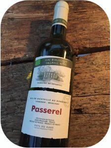 2014 Domaine de Tavernel, Passerel Blanc Vin de Pays du Gard, Languedoc, Frankrig