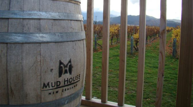 2014 Mud House, Sauvignon Blanc Rosé, Marlborough, New Zealand