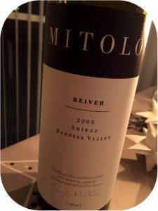 2005 Mitolo Wines, Reiver Shiraz, Barossa Valley, Australien