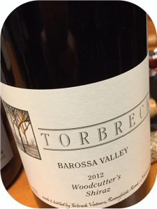 2012 Torbreck Vintners, Woodcutter's Shiraz, Barossa Valley, Australien