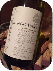 2014 Viña Misiones de Rengo, Rengo Abbey Chardonnay, Rapel Valley, Chile