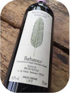 2005 Bruno Rocca, Barbaresco Rabajà, Piemonte, Italien