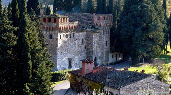 2013 Castello del Trebbio, Bianco di Castignano IGT, Toscana, Italien