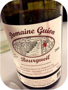 2008 Domaine Guion, Bourgueil Cuvée Prestige, Loire, Frankrig