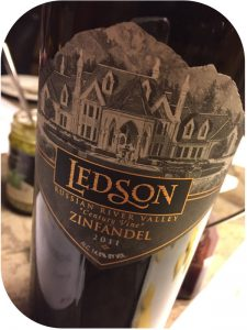 2011 Ledson Winery & Vineyards, Russian River Century Vine Zinfandel, Californien, USA