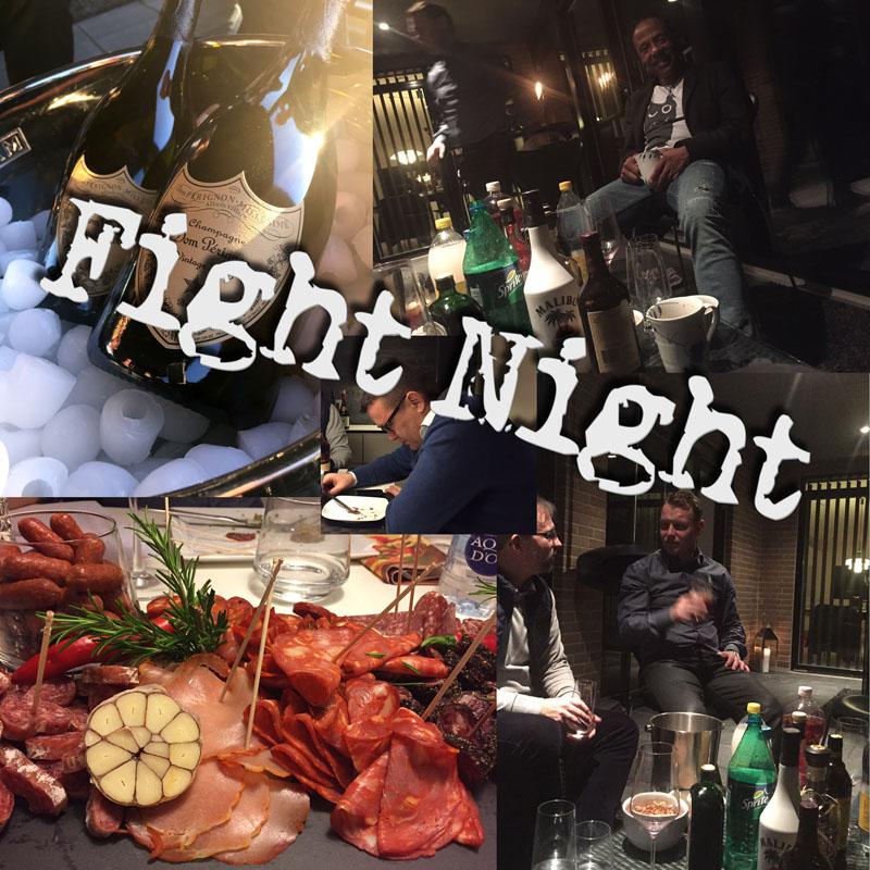 Fight Night Fotos
