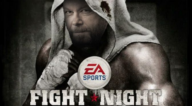 Fight Night … vingutterne battler byggesjakket