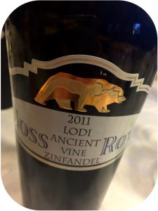 2011 Oak Ridge Winery, Moss Roxx Ancient Vine Zinfandel, Californien, USA
