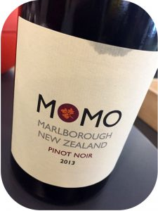 2013 Seresin Estate, Momo Pinot Noir, Marlborough, New Zealand