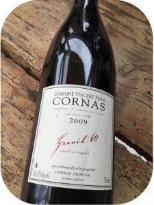 2009 Domaine Vincent Paris, Cornas Granit 60 Vielles Vignes, Rhône, Frankrig
