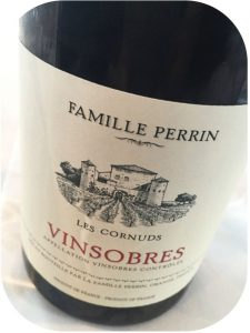 2012 Famille Perrin, Vinsobres Les Cornuds, Rhône, Frankrig