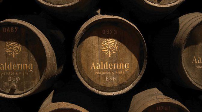 2011 Aaldering Vineyards & Wines, Cabernet Sauvignon-Merlot, Stellenbosch, Sydafrika