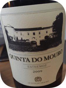 2009 Quinta do Mouro, Quinta do Mouro, Alentejo, Portugal