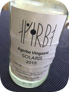 2015 Agerbo Vingaard, Solaris, Sjælland, Danmark
