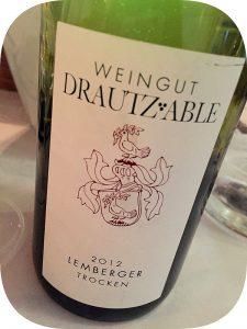 2012 Weingut Drautz-Able, Lemberger, Württemberg, Tyskland