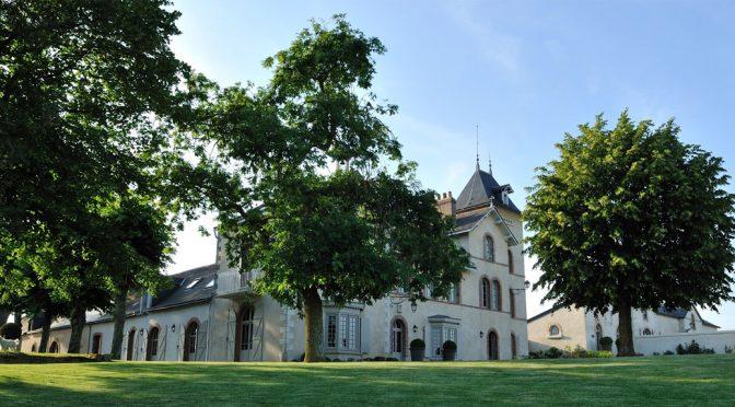 2014 Château Soucherie, Anjou Rouge, Loire, Frankrig