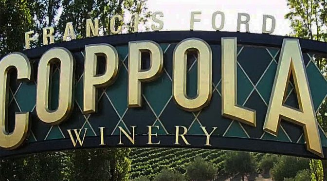 2014 Francis Ford Coppola Winery, Claret Diamond Collection, Californien, USA
