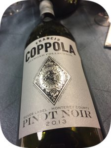 2013 Francis Ford Coppola Winery, Pinot Noir Diamond Collection, Californien, USA