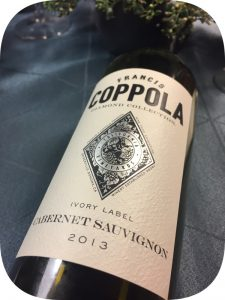 2013 Francis Ford Coppola Winery, Cabernet Sauvignon Diamond Collection, Californien, USA