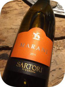 2014 Sartori, Marani Bianco Veronese IGT, Veneto, Italien