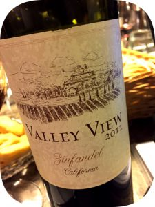 2011 Valley View Cellars, Zinfandel, Californien, USA