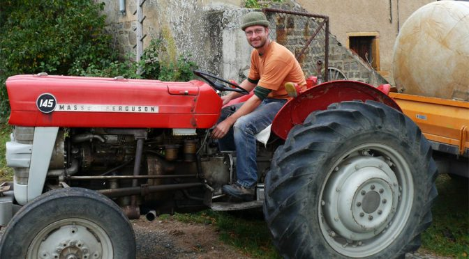 2015 Mathilde & Stephen Durieu, Beaujolais-Villages Lou. Y es-tu?, Bourgogne, Frankrig